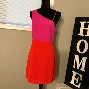 Sugarlips Colorblock Dress